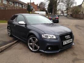 2013 Audi S3 Tfsi Black Edition With RS3 Styling Immaculate Car