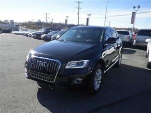 2016 Audi Q5 2.0T Premium | Leather | Backup Cam
