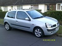 2002 (02) Renault Clio 1.2 Dynamique **Superb Example**
