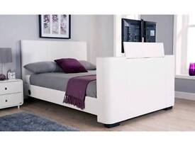 **BRAND NEW ELECTRIC TV BEDS ALL SIZES**
