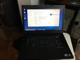 Dell Latitude E6510 laptop