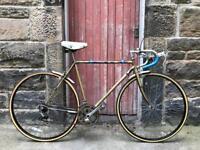Two vintage bicycles / bikes.
