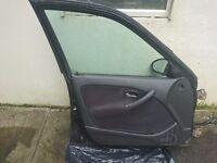 MG ZS 180 / Rover 45 saloon front NS (passenger) door (from 2002 reg)