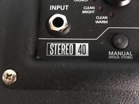 Blackstar Id 40 amp