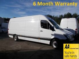 Mercedes Sprinter 313 2.1 CDI 3.5T LWB H/Roof