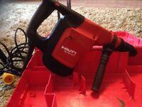 Hilti rotary and breaker drill