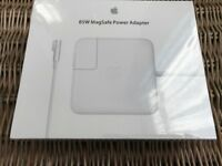 Genuine Apple Macbook Magsafe 85W Charger L-Style Connector with Box A1343, A1286 RRP £79