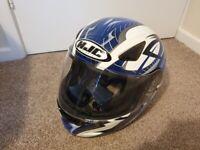 HJC CS14 Helmet MOTORCYCLE S 56cm NEW