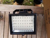 LED Floodlights x2 (Black)