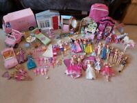 REDUCED Barbie Vintage collection Dolls, vehicles and accessories 1999 +