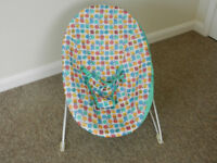 Baby bouncing chair.