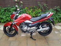 Suzuki 250cc inazuma