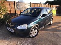 Vauxhall Corsa 1.4 petrol 12 Months MOT, FSH
