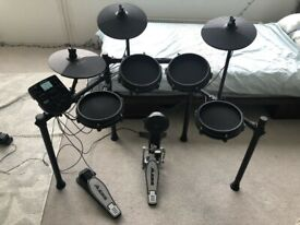 Alesis Nitro Mesh electronic drumkit. Brand new. 4 sets of drumsticks and stool included