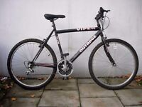 Mountain/ Commuter Bike by Viper, Black, A Great Pub Bike/ Rusty Ride!! Maybe Safe If Left out!!!!!!