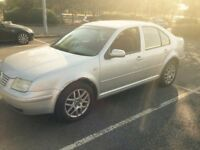 VW Bora , 05reg, runs and drives , no mot