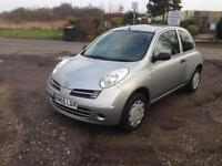 05/55 NISSAN MICRA 1.25 S 3 DR
