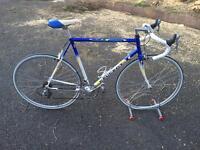 Men's Peugeot Retro Richard Virenque Road Bike
