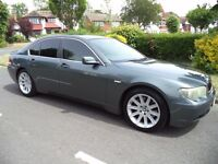 BMW 7 Series 4.4 745i 4dr ***HPI CLEAR*** 2002 (52 reg), Saloon