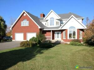 785 000$ - Fermette à vendre à Mirabel (St-Benoit)