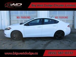 2016 Dodge Dart SXT Sport Black Top