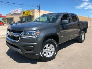 2017 Chevrolet Colorado 2WD WT DOUBLE CAB BACKUP CAM NICE KM'S