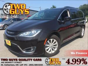 2017 Chrysler Pacifica Touring-L LEATHER NAVIGATION POWER LIFTGA