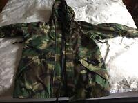 Men's US Military Combat Jacket