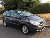 Renault Grand Scenic 1.5 dCi Dynamique S Hatchback . 7 SEATER. 12 Months MOT