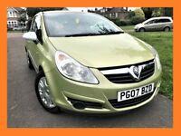 Vauxhall Corsa 1.2 i 16v Club 3dr LONG MOT, HPI CLEAR