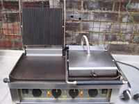 Double Contact Grill (Roller Grill).