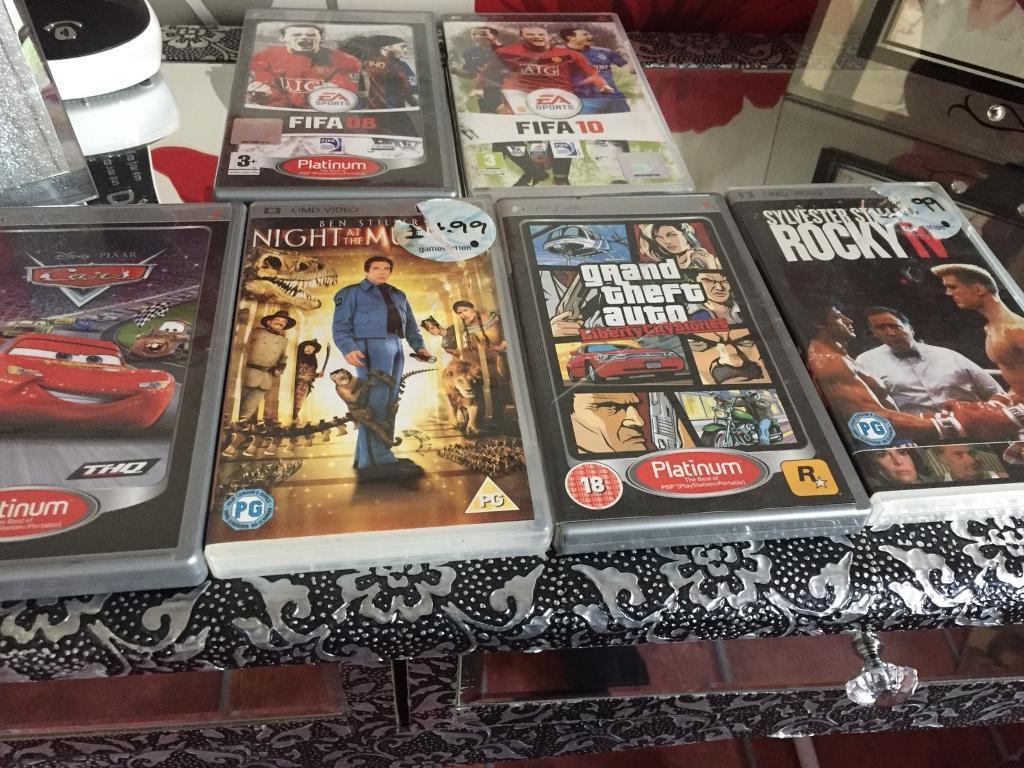 PS3 GAMES SOME NOT USED