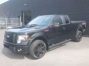 2012 Ford F-150 FX4 DECOR 4WD ECOBOOST CUIR TOIT  MAGS