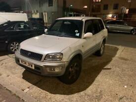 image for TOYOTA RAV 4  2.0 petrol
