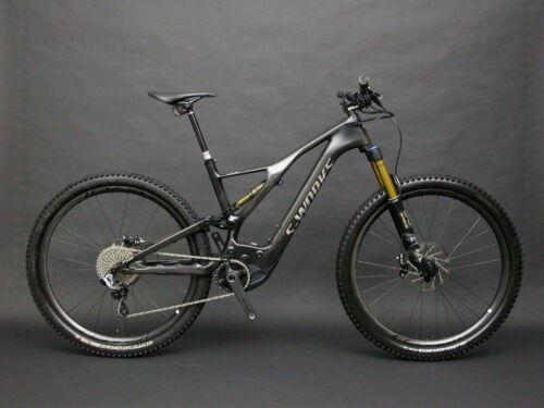 2020 Specialized S-Works Turbo Levo FSR Large Carbon E-Mountain Bike