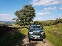 Suzuki Jimny 4x4 Off-Roader (road legal)