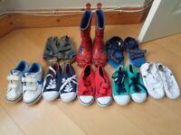 Boys Size 11 Footwear Bundle