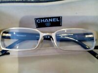 Chanel spectacle frames