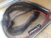 Landing net with handle £10 NO OFFERS