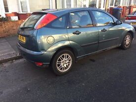FORD FOCUS - 2002 AUTOMATIC - 59000 MILES - VERY GOOD RUNNER!