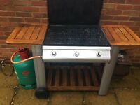 JOHN LEWIS GAS BARBEQUE
