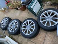 """17""""Audi TT Alloy Wheels"""