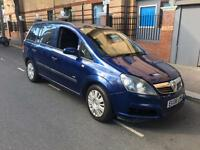 2008 VAUXHALL ZAFERA 1.6 LIFE 50k LOW MILES WITH FULL SERVICE HISTORY 7 SEATER