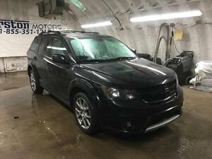 2014 Dodge Journey R/T RALLYE*AWD*LEATHER*SUNROOF*BACK-UP CAMERA