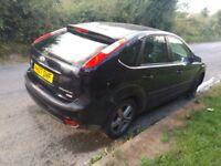 Ford focus Titanium (Sold as spares or repair)