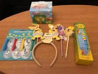 Set of Easter goodies