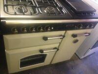 Leisure classic Range Gas Cooker ..90cm Mint