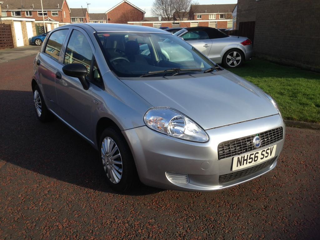 fiat grande punto 1 2 full mot 2007 in gateshead tyne. Black Bedroom Furniture Sets. Home Design Ideas