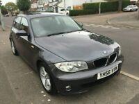 BMW 1 SERIES 118 D SPORT 56 PLATE(2006)2.0-DIESEL