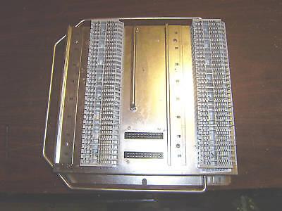 Siemens Landis Gyr Modular Building Controller Backplane 544112